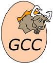 GCC - GNU Compiler Collection logo