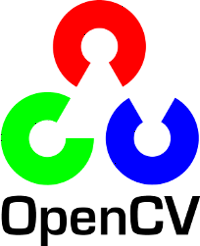 Open Source Computer Vision Library (OpenCV) logo