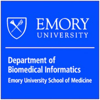 Biomedical Informatics, Emory University logo