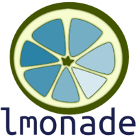 lmonade: scientific software distribution logo
